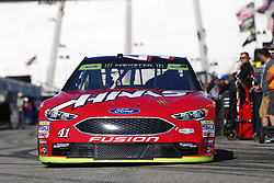 September 23, 2017 - Loudon, New Hampshire, United States of America - September 23, 2017 - Loudon, New Hampshire, USA: Kurt Busch (41) takes to the track to practice for the ISM Connect 300 at New Hampshire Motor Speedway in Loudon, New Hampshire. (Credit Image: © Justin R. Noe Asp Inc/ASP via ZUMA Wire)