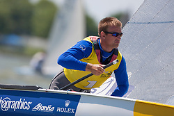 Medal race, May 26th 2012. Delta Lloyd Regatta  (22/26 May 2012). Medemblik - the Netherlands.