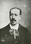 'Charles-Marie Widor (1844-1937) French organist, composer and teacher of music.'
