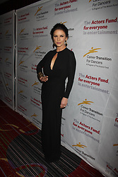 November 2, 2017 - New York City, New York, USA - 11/1/17.Catherine Zeta-Jones at The Actor''s Fund Career Transition For Dancers 2017 Jubilee Gala in New York City. (Credit Image: © Starmax/Newscom via ZUMA Press)