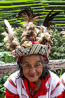 Ifugao Indigenous Tribe Philippines - In addition to their famous UNESCO world heritage rice terraces, the Ifugao are known for their rich oral traditions. The Ifugao tribe name means earth people. It can also mean from the hill. The Ifugao build their thatched huts elevated with wooden posts. These houses are known as fales.The ladder is removed so strangers or animals cannot enter the fale. Highland tribal peoples inhabit the six provinces of the Cordilleras in the Philippines. Igorot is the collective name of these ethnic groups who inhabit these areas.