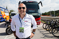 Milan Erzen during Stage 3 of 24th Tour of Slovenia 2017 / Tour de Slovenie from Celje to Rogla (167,7 km) cycling race on June 16, 2017 in Slovenia. Photo by Vid Ponikvar / Sportida