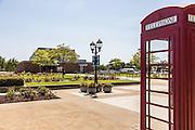 Westminster Civic Center Sunken Gardens