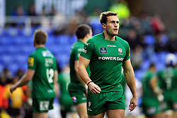 Andrew Fenby of London Irish - Photo mandatory by-line: Patrick Khachfe/JMP - Mobile: 07966 386802 11/01/2015 - SPORT - RUGBY UNION - Reading - Madejski Stadium - London Irish v Exeter Chiefs - Aviva Premiership