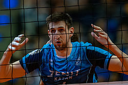 18-05-2019 GER: CEV CL Super Finals Zenit Kazan - Cucine Lube Civitanova, Berlin<br /> Civitanova win the Champions League by beating Zenit in four sets / Artem Volvich #4 of Zenit Kazan