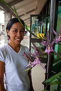 Maui Orchid Society, Kahului show, Maui, Hawaii