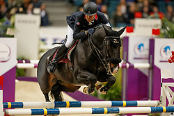 Delestre Simon, (FRA), Qlassic Bois Margot<br /> Final I<br /> Longines FEI World Cup Final - Goteborg 2016<br /> © Hippo Foto - Dirk Caremans<br /> 25/03/16