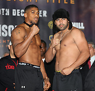 Joshua v Molina Weigh In 091216