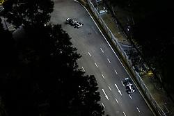 September 20, 2019, Singapore, Singapore: Motorsports: FIA Formula One World Championship 2019, Grand Prix of Singapore, ..#44 Lewis Hamilton (GBR, Mercedes AMG Petronas Motorsport), #77 Valtteri Bottas (FIN, Mercedes AMG Petronas Motorsport) (Credit Image: © Hoch Zwei via ZUMA Wire)