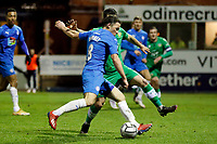 John Rooney. Stockport County FC 1-0 Yeovil Town FC. Vanarama National League. Edgeley Park. 6.2.21