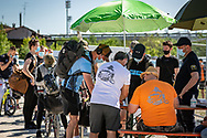 2021 UCI BMXSX World Cup<br /> Round 2 at Verona (Italy)<br /> Covid Test Street