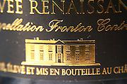 Bottle of Chateau Cransac Cuvee Renaissance Fronton Haut-Garonne France