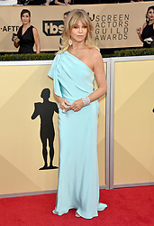 Goldie Hawn attends the 24th Annual Screen Actors Guild Awards at the Shrine Auditorium on January 21, 2018 in Los Angeles, California. Photo by Lionel Hahn/ABACAPRESS.COM