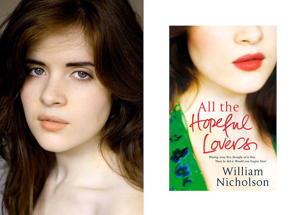 New cover - 'All The Hopeful Lovers' ~ William Nicholson