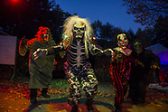 Haunted House in Hill, NH