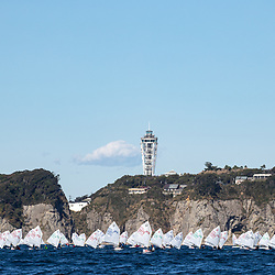 2020 OPTIMIST JAPAN NATIONAL CHAMPIONSHIP  / 江の島OP級全日本選考