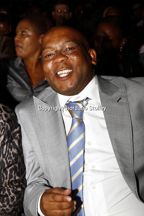 "PRETORIA - 16 December 2010 - Tshwane Mayor Kgosientsho ""Sputla"" Ramokgopa attends the Day of Reconciliation ceremonies at the Thaba Tshwane military base in Pretoria -- APP/Allied Picture Press"