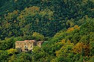 France, Languedoc Roussillon, Gard, Cévennes, région sumène
