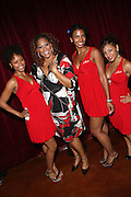 Kim Cole and ' The Women of Alize'  at the Celebrity Catwalk co-sponsored by Alize held at The Highlands Club on August 28, 2008 in Los Angeles, California..Celebrity Catwork for Charity, a fashion show/lifestyle event, raises funds & awareness for National Animal Rescue.