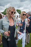 HANNAH CLARKE;C AMILLA BROGAARD, Cartier Queen's Cup. Guards Polo Club, Windsor Great Park. 17 June 2012