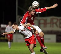 ◊Copyright:<br />GEPA pictures<br />◊Photographer:<br />Norbert Juvan<br />◊Name:<br />Kienast<br />◊Rubric:<br />Sport<br />◊Type:<br />Fussball<br />◊Event:<br />U-21 EM Qualifikation, Laenderspiel, Oesterreich vs Polen, AUT vs POL<br />◊Site:<br />Steyr, Austria<br />◊Date:<br />08/10/04<br />◊Description:<br />Grzegorz Fonfara (POL), Roman Kienast (AUT)<br />◊Archive:<br />DCSNJ-0810041332<br />◊RegDate:<br />08.10.2004<br />◊Note:<br />8 MB - BG/BG