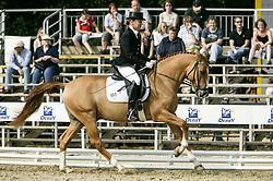 , Warendorf - Bundeschampionate 31.08 - 04.09.2005, Mac Duncan - Schleypen, Marion