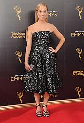 Joanne Froggatt bei den Creative Arts Emmy Awards in Los Angeles / 100916<br /> <br /> <br /> *** at the Creative Arts Emmy Awards in Los Angeles on September 10, 2016 ***