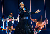 "May 23, 2021 - CA: ""2021 Billboard Music Awards"" - Rehearsals"