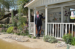 ALAN TITCHMARSH at the 2014 RHS Chelsea Flower Show held at the Royal Hospital Chelsea, London on 19th May 2014.