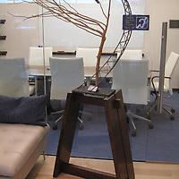 sculpture, steel, handmade