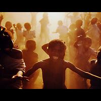 Kids in village - Malawi , Africa
