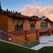 Lionakis- Feather River College Library