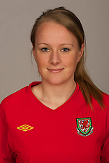 110401 Wales Women's U19 Headshots