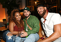 HOLLYWOOD, CALIFORNIA - July 1: Guests at The Forever Purge early screening hosted by Chiquis Rivera at Neuehouse Hollywood on July 01, 2021 in Hollywood, California, United States (Photo by Jc Olivera / Universal Pictures)