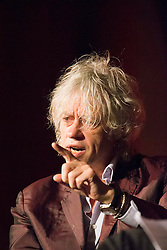 © Licensed to London News Pictures. 24/07/2014. Musician and AIDS Campaigner Sir Bob Geldof speaks during a session of the 20th International AIDS conference held in Melbourne Australia. Photo credit : Asanka Brendon Ratnayake/LNP