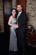 NO FEE PICTURES<br /> 9/11/14 Dave and Linda Sheridan, Dunleer at the Tiny Hearts fundraising ball in aid of Heart Children Ireland at Darver Castle in County Louth. Picture:Arthur Carron