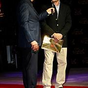NLD/Amsterdam/20100322 -  Uitreiking Rembrandt Awards 2009, Michael Nyqvist