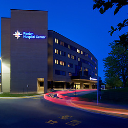 Reston Hospital Exteriors and New Signs  Reston Book Candidates