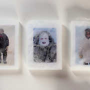 Arctic Passage Ice Block Installation Project.<br />
