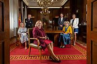 30/Septiembre/2020 Madrid<br /> Retrato del equipo directivo del CSIC en la sede central en Madrid.<br /> <br /> © JOAN COSTA