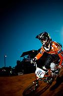 #121_VAN DER BIEZEN Raymon (NED) during the quarter finals at the UCI BMX Supercross World Cup, Pietermaritzburg, 2011