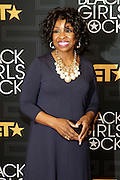 April 1, 2016- Newark, NJ: United States- Recording Artist Gladys Knight attends the 2016 Black Girls Rock Red Carpet Arrivals held at NJPAC on April 1, 2016 in Newark, New Jersey. Black Girls Rock! is an annual award show, founded by DJ Beverly Bond, that honors and promotes women of color in different fields involving music, entertainment, medicine, entrepreneurship and visionary aspects.   (Terrence Jennings/terrencejennings.com)