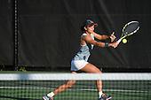 1/18/15 Women's Tennis vs Utah