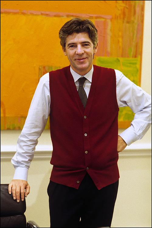 British businessman