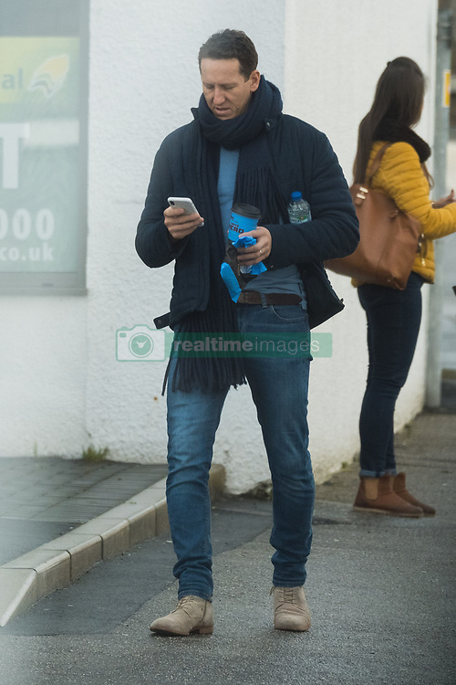 EXCLUSIVE: Brendon Cole out and about in Truro, Cornwall, looking a bit Glum. He popped to the gym for an hour and a half before making his way back to his hotel. 03 Feb 2018 Pictured: Brendon Cole. Photo credit: Squirel/ MEGA TheMegaAgency.com +1 888 505 6342