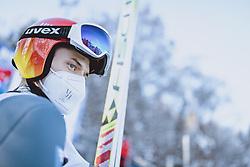 05.01.2021, Paul Außerleitner Schanze, Bischofshofen, AUT, FIS Weltcup Skisprung, Vierschanzentournee, Bischofshofen, Finale, Qualifikation, im Bild Philipp Aschenwald (AUT) // Philipp Aschenwald of Austria during the qualification for the final of the Four Hills Tournament of FIS Ski Jumping World Cup at the Paul Außerleitner Schanze in Bischofshofen, Austria on 2021/01/05. EXPA Pictures © 2020, PhotoCredit: EXPA/ JFK