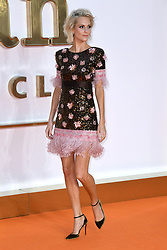 Poppy Delevingne attending the Kingsman: The Golden Circle World Premiere held at Odeon and Cineworld Cinemas, Leicester Square, London. Picture date: Monday 18th September 2017. Photo credit should read: Doug Peters/Empics Entertainment