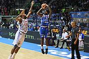 Trevor Lacey<br /> Red October Cantu' Banco di Sardegna Sassari<br /> Basket serie A 2016/2017<br /> Milano 23/10/2016<br /> Foto Ciamillo-Castoria<br /> Provvisorio