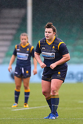 Flo Long of Worcester Warriors Women - Mandatory by-line: Nick Browning/JMP - 24/10/2020 - RUGBY - Sixways Stadium - Worcester, England - Worcester Warriors Women v Wasps FC Ladies - Allianz Premier 15s