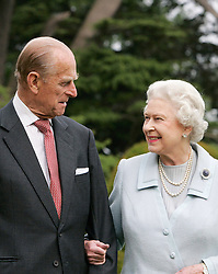 To mark their Diamond Wedding Anniversary on 20th November this year, Queen Elizabeth ll and Prince Philip, Duke of Edinburgh re-visit Broadlands where 60 years ago in November 1947 they spent their wedding night. Broadlands in Hampshire had been the home of Prince Philip's uncle, Earl Mountbatten